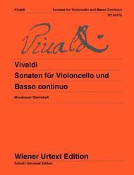 Complete Sonatas for Cello and Basso Continuo