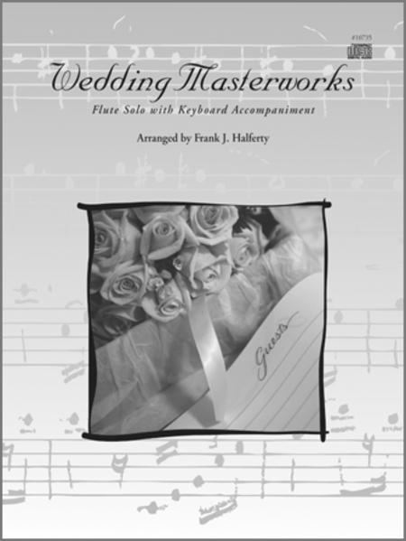Wedding Masterworks - Clarinet (Book w/CD)