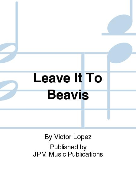 Leave It To Beavis