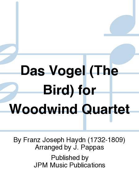 Das Vogel (The Bird) for Woodwind Quartet