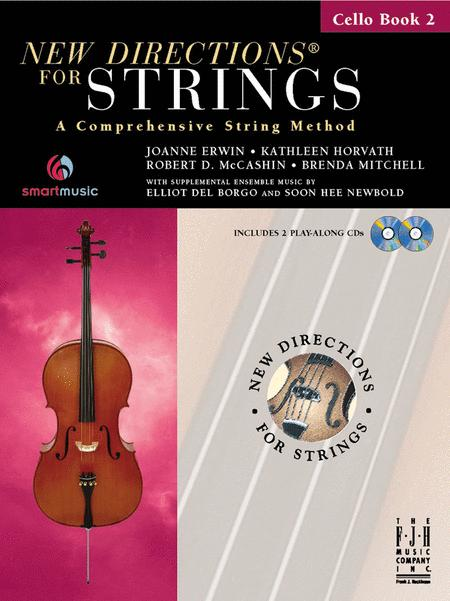 New Directions For Strings, Cello Book 2