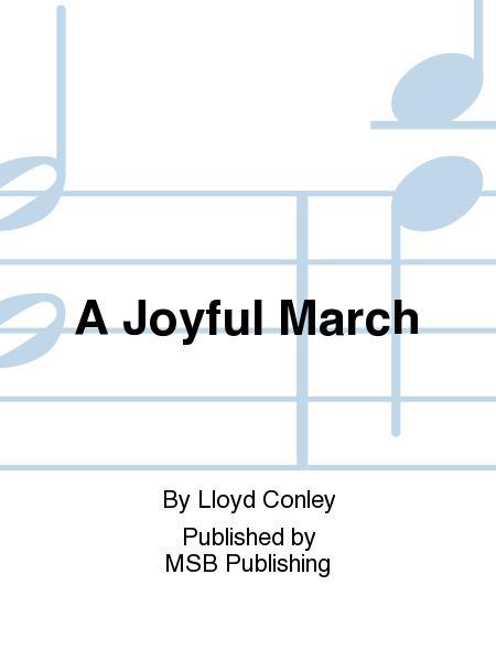 A Joyful March