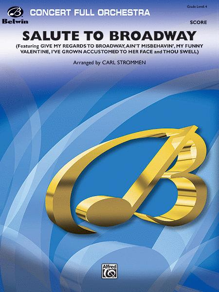 Salute to Broadway (featuring