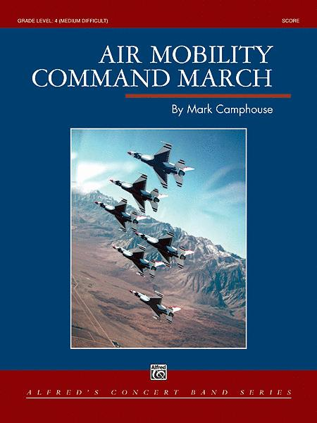 Air Mobility Command March (score only)