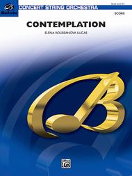 Contemplation (score only)