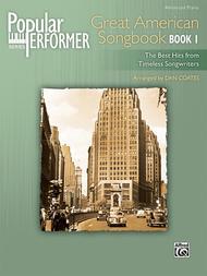 Popular Performer -- Great American Songbook, Book 1