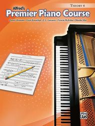 Premier Piano Course Theory, Book 4
