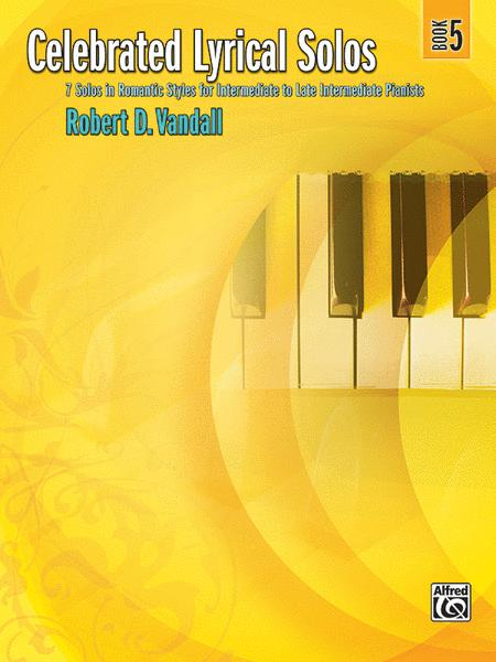Celebrated Lyrical Solos, Book 5