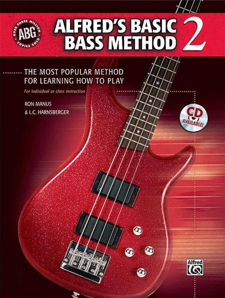 Alfred's Basic Bass Method, Book 2