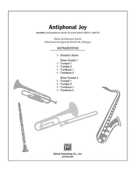 Antiphonal Joy