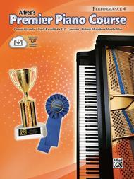 Premier Piano Course Performance, Book 4