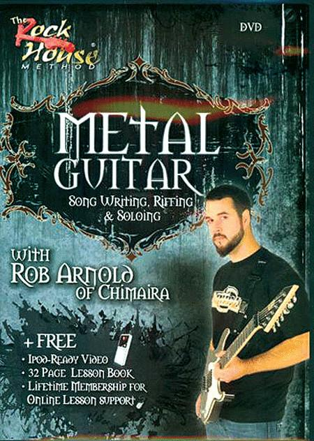 Rob Arnold of Chimaira - Metal Guitar