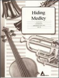 Hiding Medley - F Horn Duet