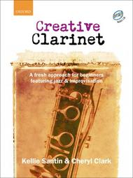 Creative Clarinet (book and CD)