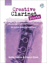 Creative Clarinet Duets (book and CD)
