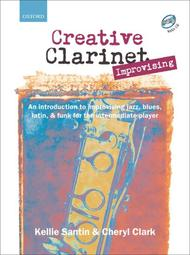 Creative Clarinet Improvising (book and CD)