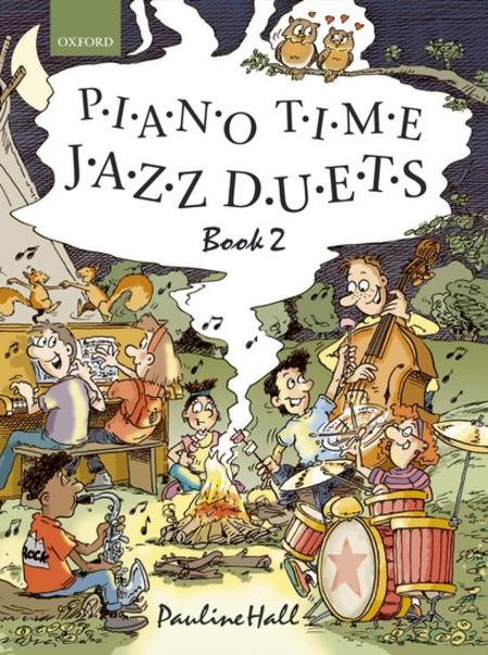 Piano Time Jazz Duets Book 2