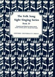 Folk Song Sight Singing - Book 4