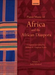 Piano Music of Africa and the African Diaspora - Volume 3