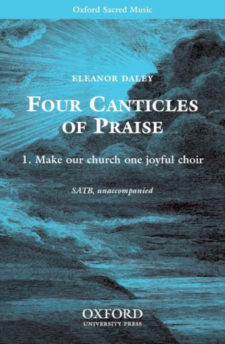 Make our church one joyful choir
