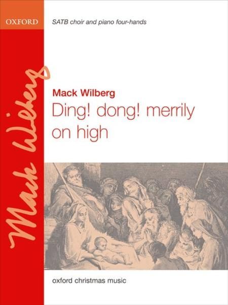 Ding! dong! merrily on high