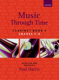 Music through Time Clarinet Book 4