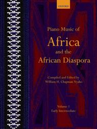 Piano Music of Africa and the African Diaspora - Volume 1