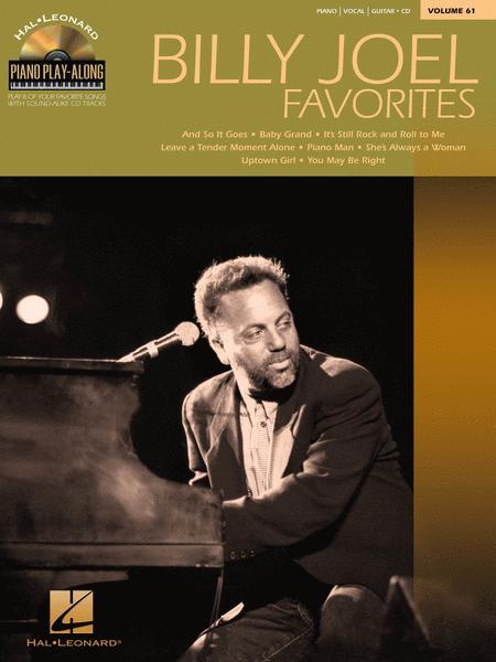Billy Joel Favorites