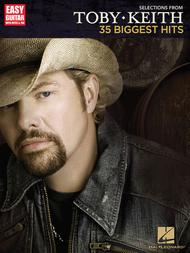 selections from toby keith 35 biggest hits sheet music by toby