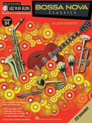 Bossa Nova Classics By Various - Softcover With CD Sheet Music For C Instruments, Bb Instruments ...