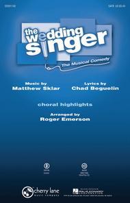 The Wedding Singer - ShowTrax CD