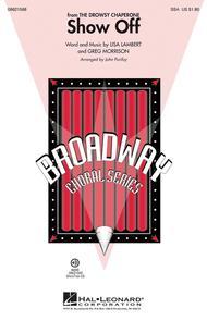 Show Off - ShowTrax CD