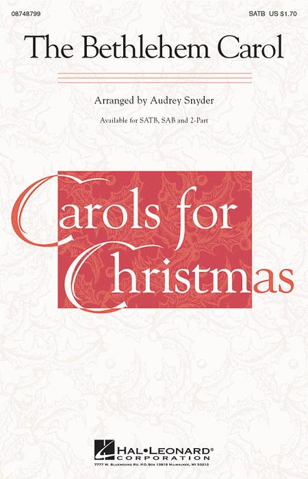 The Bethlehem Carol