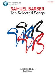 Samuel Barber - 10 Selected Songs