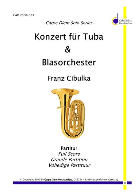 Konzert fur Tuba & Blasorchester