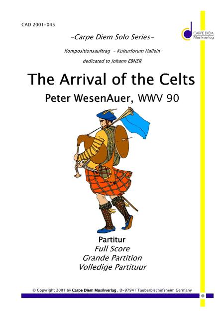The arrival of the Celts