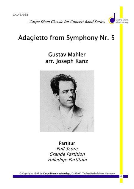 Adagietto from Symphony Nr. 5