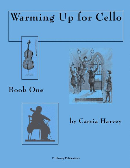 Warming Up for Cello, Book One