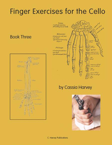Finger Exercises for the Cello, Book Three