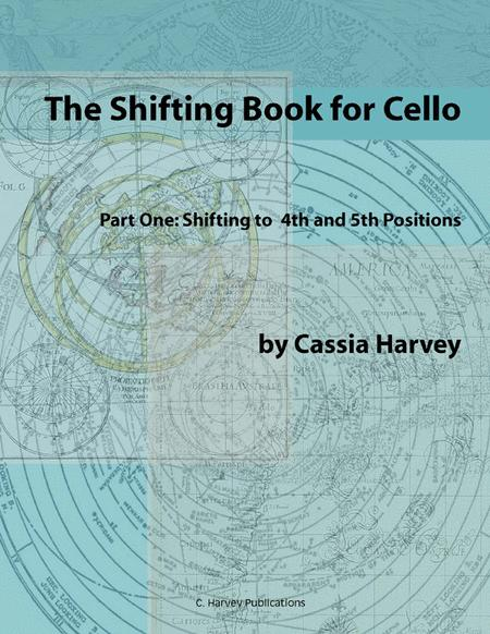 The Shifting Book for Cello, Book One