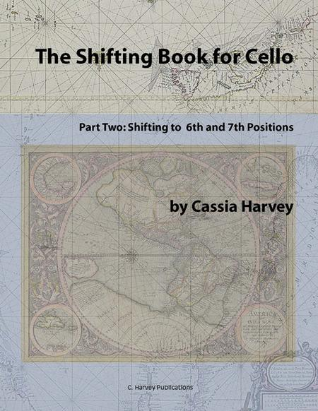 The Shifting Book for Cello, Book Two