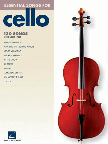 Essential Songs for Cello