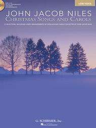 John Jacob Niles: Christmas Songs and Carols