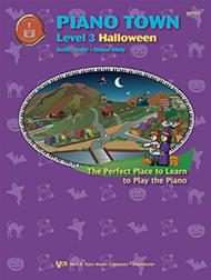 Piano Town Halloween, Level Three