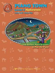 Piano Town Halloween, Level Four