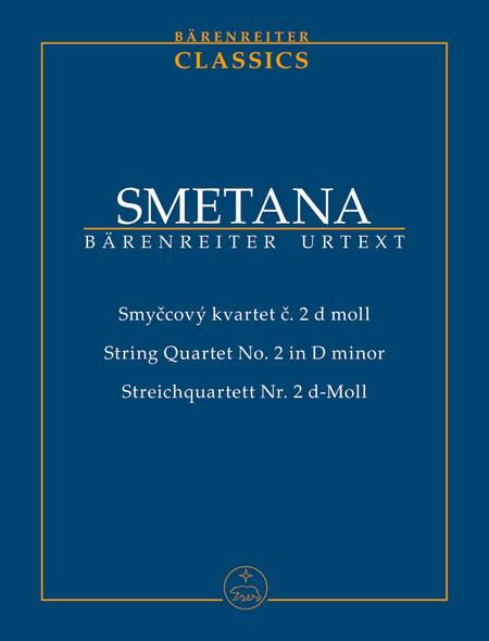 String Quartet No. 2 d minor