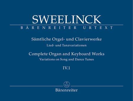 Lied- und Tanzvariationen (Teil 1)