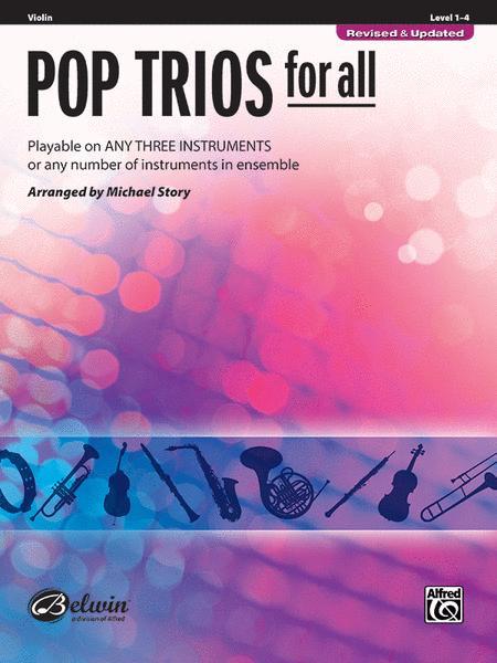 Pop Trios for All