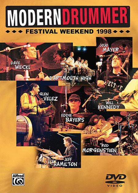 Modern Drummer Festival Weekend