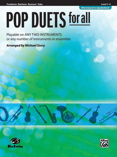 Pop Duets for All